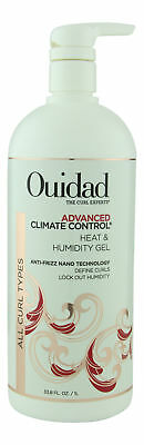 Ouidad Advanced Climate Control Heat and Humidity Gel 33.8 oz. Sealed Fresh