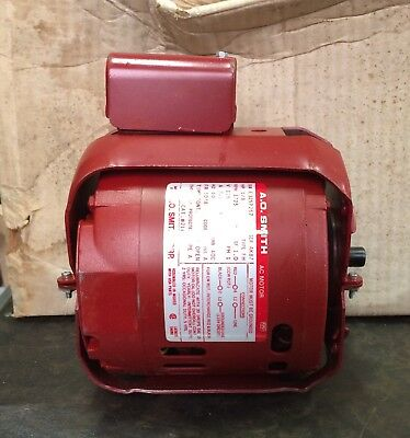 Westinghouse AO Amith 325P267 Hot Water Circulator Motor 1/8 HP Century OBG2004