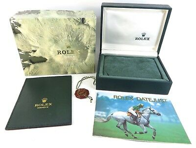 Rolex Genuine Watch Presentation Box 11.00.01 Datejust Submariner Daytona Oyster