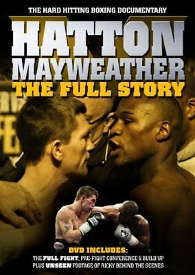 Hatton V Mayweather - The Full Story (DVD, 2008) Boxing FREE SHIPPING