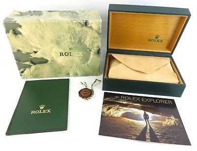Rolex Genuine Watch Presentation Box 68.00.55 Explorer Ii 16570