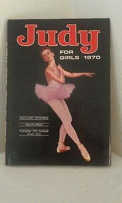 Judy annual 1970 (VG CONDITION )