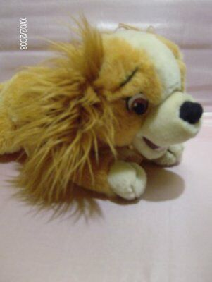Lady and the Tramp - Lady soft toy