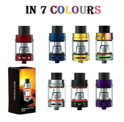 SMOK TFV8 Big Baby Tank with Top Filling Airflow Control Single Tank 8 Colours