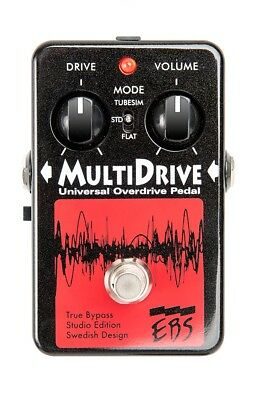 EBS Multi-Drive Studio Edition - Overdrive