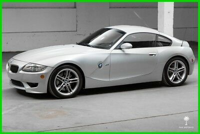 2006 BMW M Roadster & Coupe M Coupe Coupe 2-Door 2006 BMW M Coupe Z4M Used 3.2L I6 Manual RWD Coupe