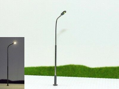 S1046 - 10 pcs Whip Light with LED Warm White 1-flammig Variable 5 - 7cm