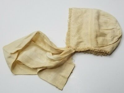 Antique Baby Bonnet ca1915