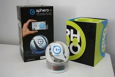 Sphero 2.0 Limited Edition Smart Toy/Robot + Free Official 'Turbo Case'