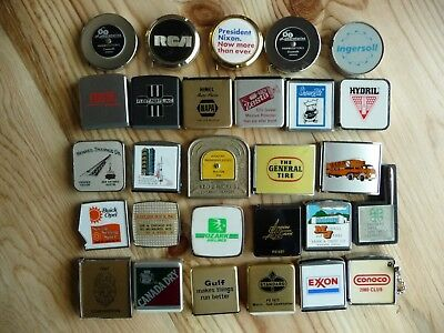 Lot of Vintage Advertising Tape Measure SOLD PER PIECE