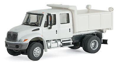 11636 Walthers SceneMaster International 4300 Crew Cab Dump Truck Utility Co HO