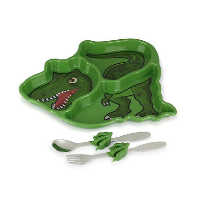 NEW Urban Trend Me Time Meal Set Dinosaurs