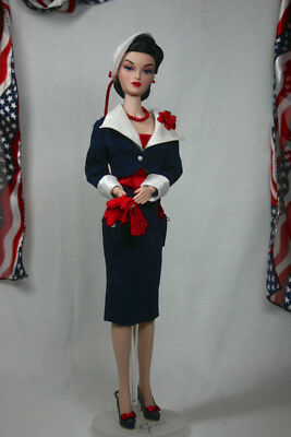 RED WHITE AND YOU Ann Harper rare OUTFIT -  Tyler Brenda Gene