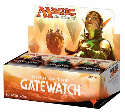 Magic: The Gathering - Oath of the Gatewatch Booster Box BRAND NEW SEALED