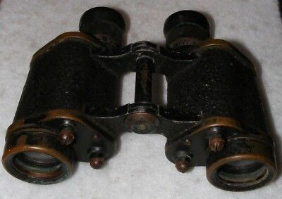 Kershaw Bino Prism No.2 Mk.3, x6 (6x30) WW2 Military binoculars (1944).English
