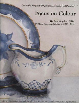 Painting  Book - Focus On Colour