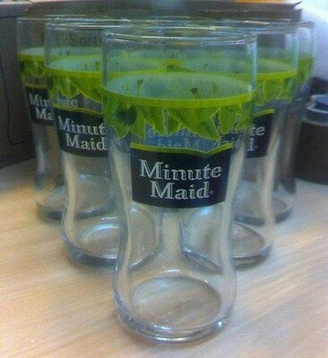 6 verres Softy Minute Maid 27 cl qualité pro Arcoroc NEUF+emballage