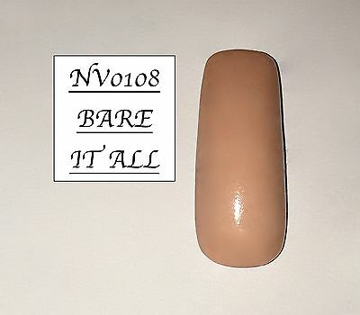 Bare It All Acrylic Powder 10G Bag Many More Colours See Description