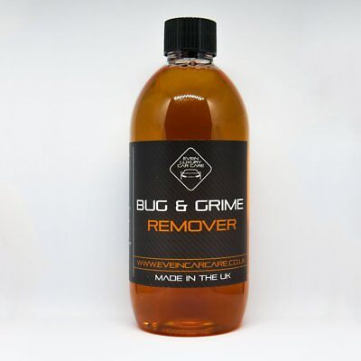 EVEIN Bug & Grime Remover Removes Stubborn Insects & Bugs, Bird Droppings