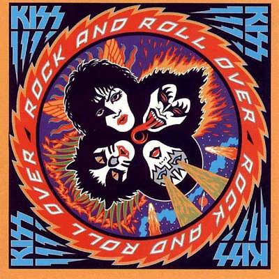 "KISS ""Rock and Roll Over"" Metal Fridge Magnet BRAND NEW"