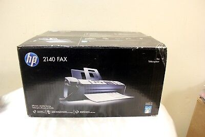 HP 2140 Fax Machine Professional Plain Paper New in Box