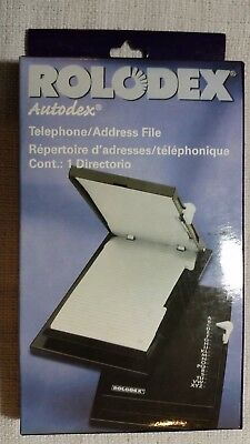 Rolodex Autodex Telephone/Address File 67457~Pop-up Directory~New in Box