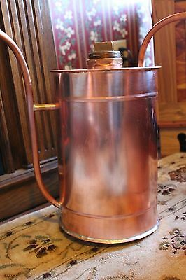 Flavormaker Copper Moonshine Thump Keg By Ron Yurcak Free Shipping
