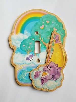 80s Care Bear Lightswitch Cover