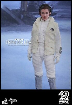 Hot Toys - Prinzessin Leia - Hoth Version - Star Wars - scale Sideshow