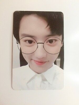 Chanyeol Official Photocard EXO Universe Winter 2017 Album UK Seller