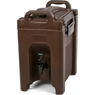Carlisle Cateraide Insulated Beverage Server 2.5 Gallon Brown XT250001