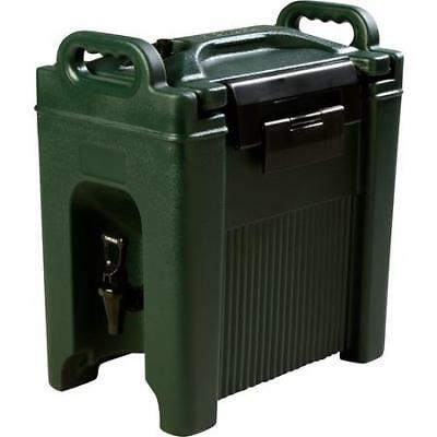 Carlisle Cateraide Insulated Beverage Server 2.5 Gallon Forest Green XT250008