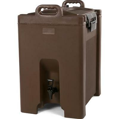 Carlisle Cateraide Insulated Beverage Server 10 Gallon Brown XT1000001