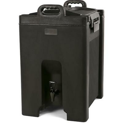 Carlisle Cateraide Insulated Beverage Server 10 Gallon Black XT1000003