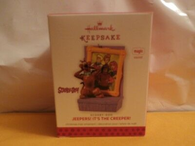 Hallmark 2013 Jeepers! It's the Creeper! Scooby-Doo Christmas Ornament