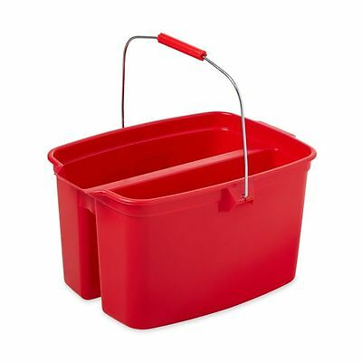 Rubbermaid Commercial Products 19-Quart Commercial Double Bucket, New
