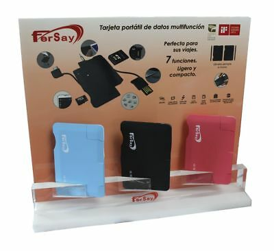3 Cards data multifunction portable Accessories Computer