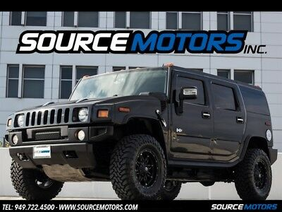 2008 Hummer H2 Luxury SUV 2008 Hummer H2 SUV Luxury, DVD, Navigation, Camera, Fuel Wheels, Sedona Interior