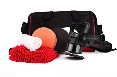 Presa Turbine All-in-One Dual Action DA Random Orbital Polisher Kit with Polishi