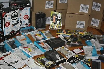 Huge Wholesale Lot 100+ New PHONE CASES Samsung Galaxy WII Car Mounts RESALE LOT