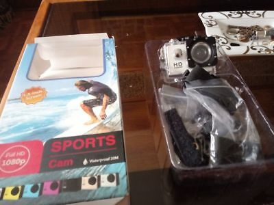 Camara waterproof 30M
