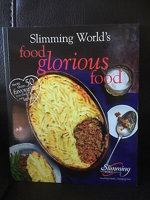 Slimming world food glorious food recipe book weight watching used slimming world food glorious food forumfinder Choice Image