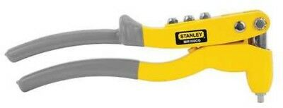 STANLEY MR100CG Riveter,Manual,Die-Cast Metal G1804400