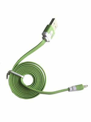 Cable charging and data Iphone 6 green C2540V Accessories Computer