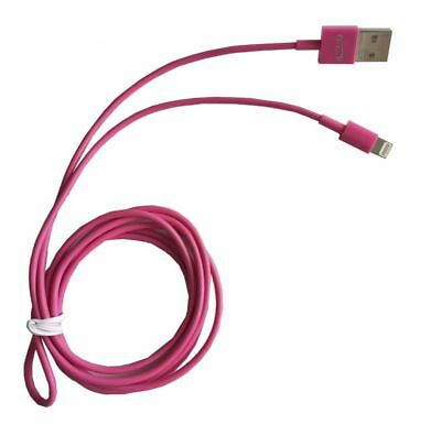 Cable charging and data Iphone 6 pink C2510RS Accessories Computer