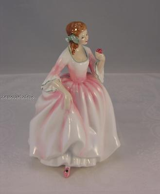 """Royal Doulton HN 3303 """"Tender Moment"""" figurine modelled by Peggy Davies ©1990"""