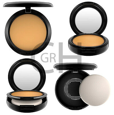 MAC Studio Fix Powder Plus Foundation ALL SHADES. Brand New in Box. 15G.