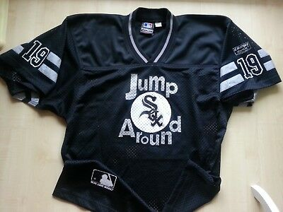 CHICAGO WHITE SOX campri-MLB-Baseball-Shirt-Trikot-Jersey L nw.TCJM2(NIPPER) USA