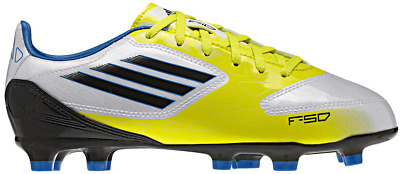 Adidas F10 TRX FG Kid´s Football Boots Soccer Shoes Trainers yellow V21315 SALE