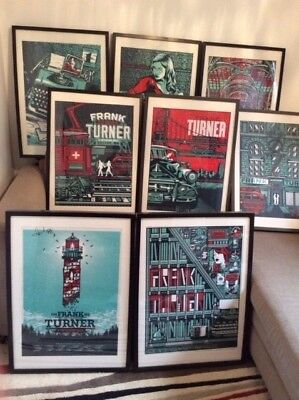ROCKETS ARE Red 5X7 Postcard YOU AND ME poster print El Jefe Jeffrey Everett